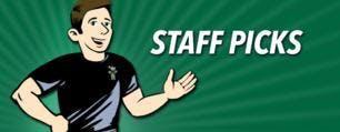 Staff Picks May 2018