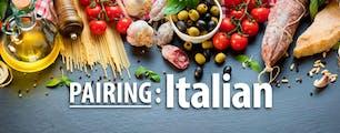 Pairings For an Italian Dinner
