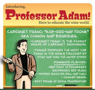 Professor Adam