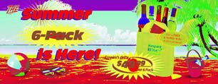 Summer 6 Pack 2019